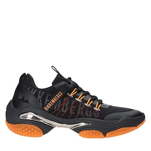 Dirk bikkembergs B4BKM0039 Zapatos Hombre Negro 45