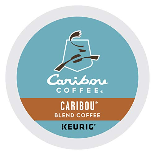 Caribou Coffee Caribou Blend, K-Cups for Keurig Brewers (24 Count)