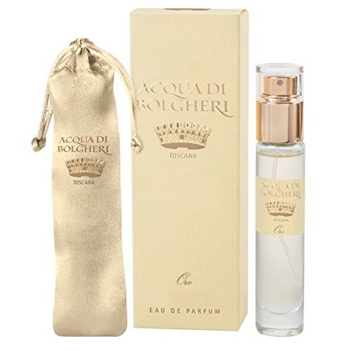 Acqua di Bolgheri ORO Gold Eau de Parfum - Handtaschenformat 15 ml