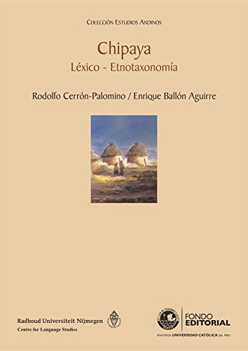 Chipaya: Léxico y Etnotaxonomía