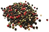 Premium Quality 4 Peppercorn Mix/Whole Dried Mixed Peppercorns, Free P&P to The UK