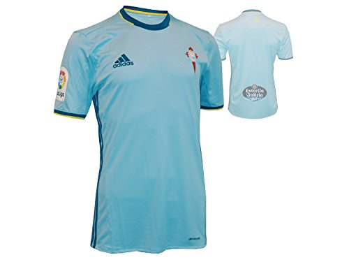 adidas 1ª Equipación Celta de Vigo Camiseta, Hombre, Azul, S