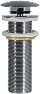Tres Grifería 13454030 - Drie aansluitingen - wastafel zonder stop overloopventiel 66 mm Click Clack