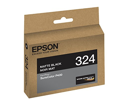 Epson T324820 Epson UltraChrome HG2 Ink (Matte Black) Photo #3