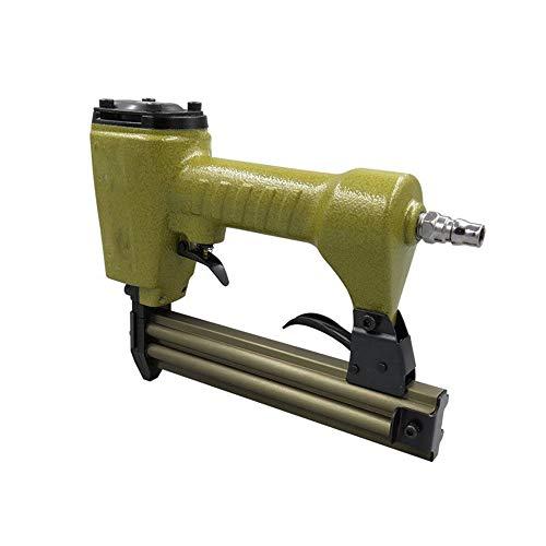 Piezas y accesorios de herramientas de aire Máquina neumática de clavos, recto máquina de uñas, Carpintería Decoración Aire herramienta del clavo Para casa