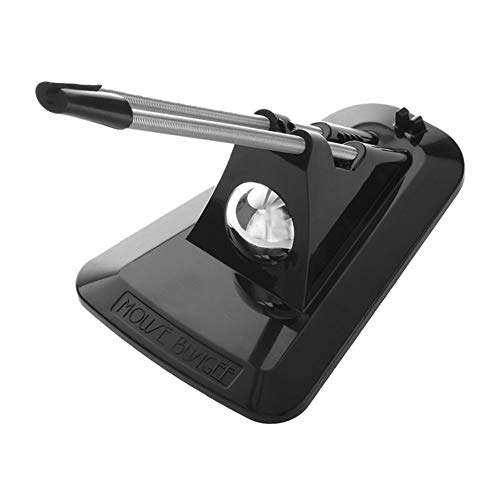 HBBOOI Flexible Mouse-Halterung, Bungee-Seil Klipp-Scherer-Drahtseil-Organisator-Halter-Linie Fixiermittel