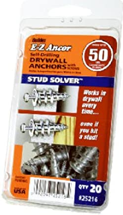 ITW Brands 24371 75PK 3//16x1.75 Anchor