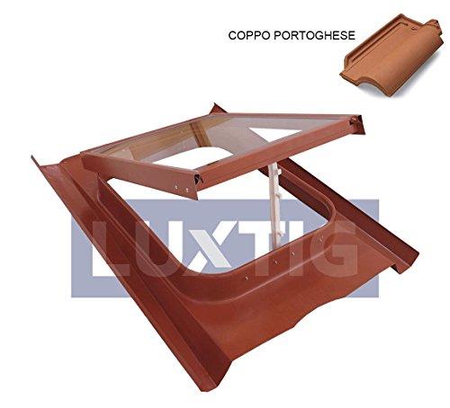 Lucernario/Finestra da tetto - Modello 45X60 - Vetro...
