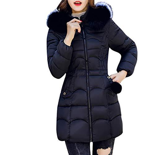 SHANGYI jas capuchon winterjas dames mantel dames mantel kraag mantel vrouwelijk maat wintermantel