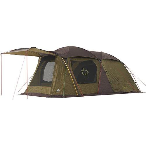 [ロゴス] キャンプ プレミアム PANEL ストロングGドゥーブル テント 5人用 XL-AH 71805522