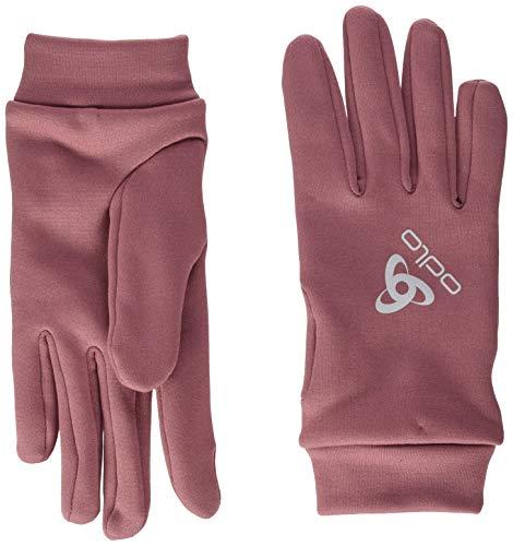 Odlo Gloves STRETCHFLEECE Liner WARM Handschuhe, roan Rouge, XXL