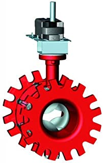 Honeywell Two-way Flanged Ball Valves with Spring Return Actuators 3 inch - VBF2J21S0X/M VBF2-c4