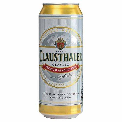 24 Dosen Clausthaler Classic Premium...