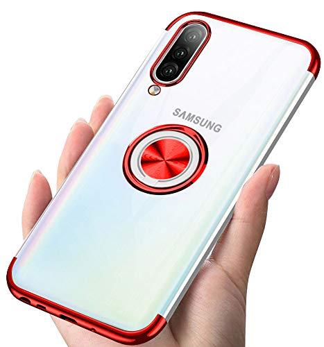 ZHIYIJIA - Carcasa para Samsung Galaxy A70 (poliuretano termoplástico), transparente y suave, resistente a los arañazos