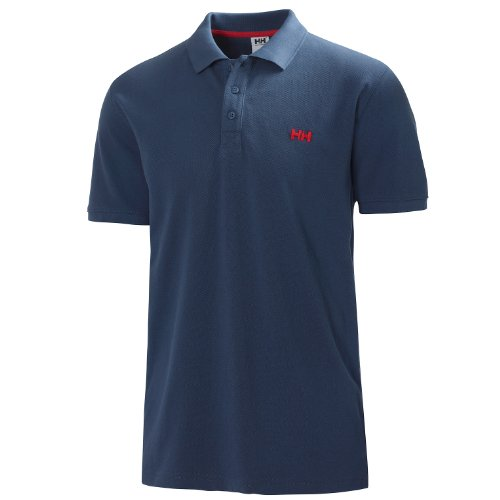 Helly Hansen TRANSAT Polo Homme, Tech Navy, FR : S (Taille Fabricant : S)