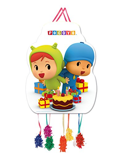 VERBETENA Piñata Pocoyo y Nina Grande