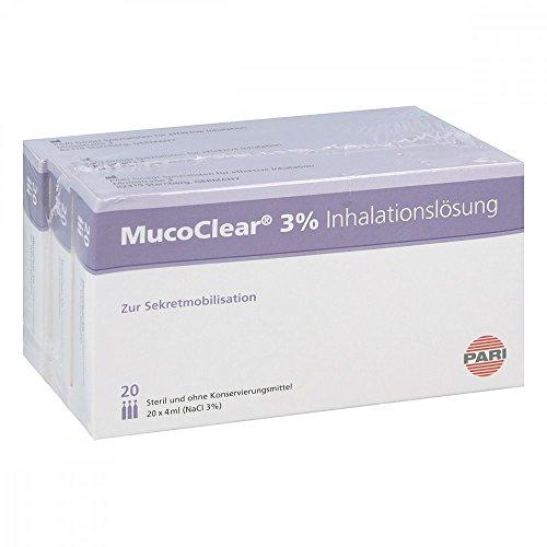 Pari GmbH -  Mucoclear 3% NaCl
