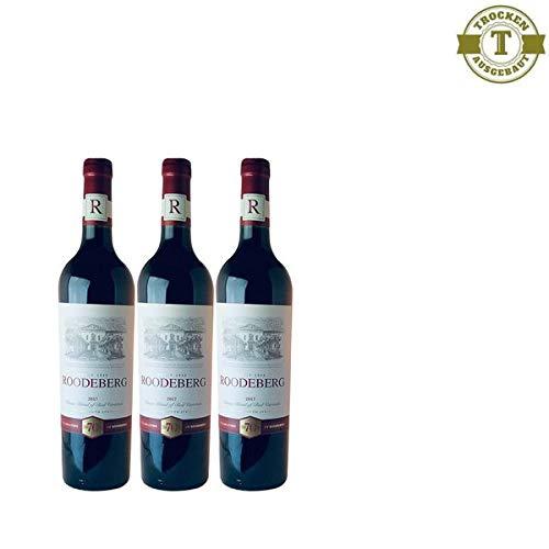 Rotwein Südafrika Cuvée Roodeberg trocken (3x0,75l)