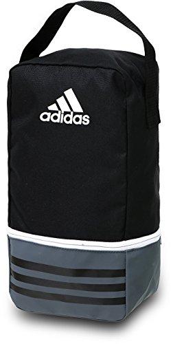 adidas Erwachsene Tiro Schuhtasche, Black/Dark Grey/White, 12 x 18 x 36 cm