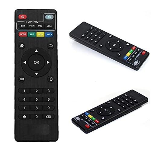 Davilis® Telecomando Sostitutivo per MXQ Android TV Box MXQ-4K MXQ-Pro RK3229 T95X T95 T95M T95N T95-S1 T95-S2 H96 H96-Pro+ X96 X96-MINI M9C-MINI MX9 M8 M8C M8S M9C M10
