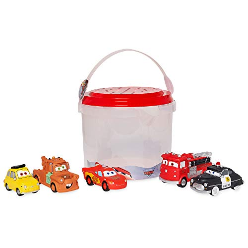 Disney Cars Bath Set