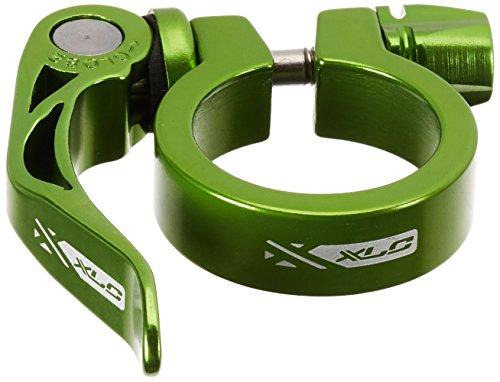 XLC, Anello di Fissaggio sellino PC-L04 Unisex-Adult, Verde, One Size