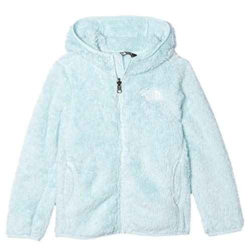 The North Face Girls' Suave Oso Hoodie Xsmall Starlight Blue