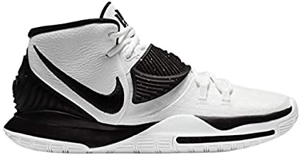 Nike Mens Kyrie 6 TB Basketball Shoes (Numeric_11_Point_5) White/Black