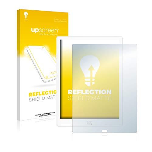 upscreen Entspiegelungs-Schutzfolie kompatibel mit Onyx Boox Max 3 – Anti-Reflex Displayschutz-Folie Matt
