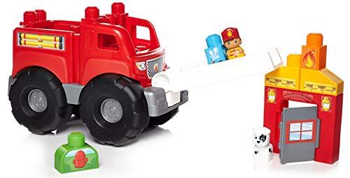 Mega Bloks Camión de bomberos juguete