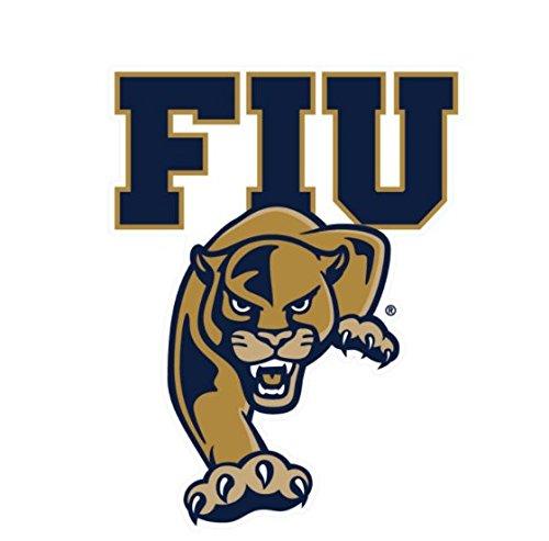 "Wincraft FIU Panthers 4""x4"" Die Cut Decal - Florida International University Panthers"