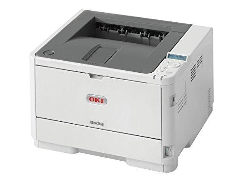 OKI Data B432dn 42ppm Monochrome Printer (62444401)