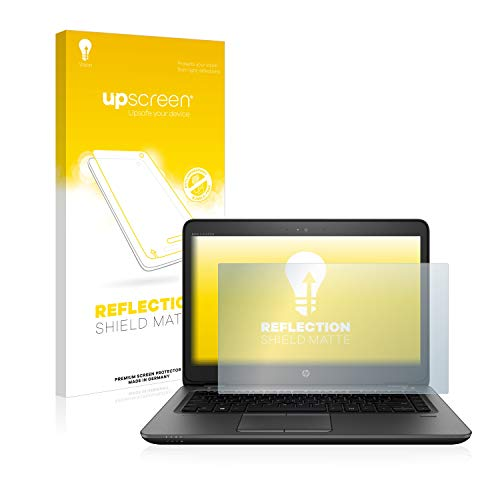 upscreen Entspiegelungs-Schutzfolie kompatibel mit HP ZBook 14u G4 – Anti-Reflex Bildschirmschutz-Folie Matt