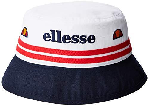 Ellesse Lorenzo Sombrero Unisex, Unisex Adulto, Gorro/Sombrero, SAEA0839, Azul y Blanco, Talla única