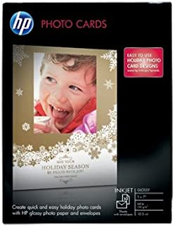 Best hp photo greeting cards Reviews