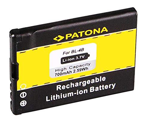Batería BL-4B   BL4B para Nokia 1606   2505   2630  ...