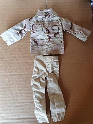Ken Homme d'action GI Joe Poupée vêtement AMÉRICAIN armée Militaire Veste & Jeans/Pantalons vêtement Posté de Londres par Fat-CATZ