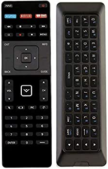 universal remote with keyboard
