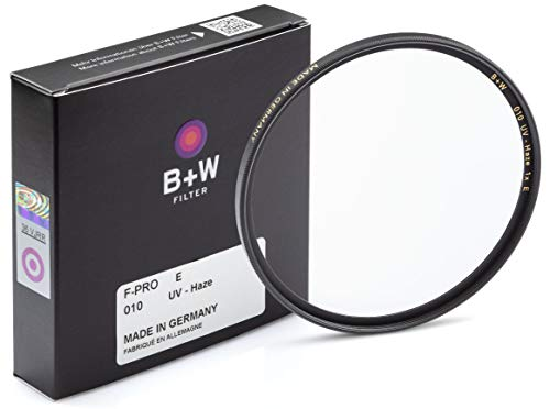 B+W Clear Haze SC 010 - Filtro UV de 82 mm