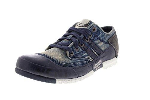 Yellow Cab Herren Mud M Sneaker, Blau (Blue), 45 EU