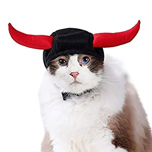 BbearT® pour Animal Domestique Halloween Vêtements, Chiens de Petite Taille Chat Halloween Dress Up Costume Vêtements pour Chats Chiens de Petite Taille Puppy