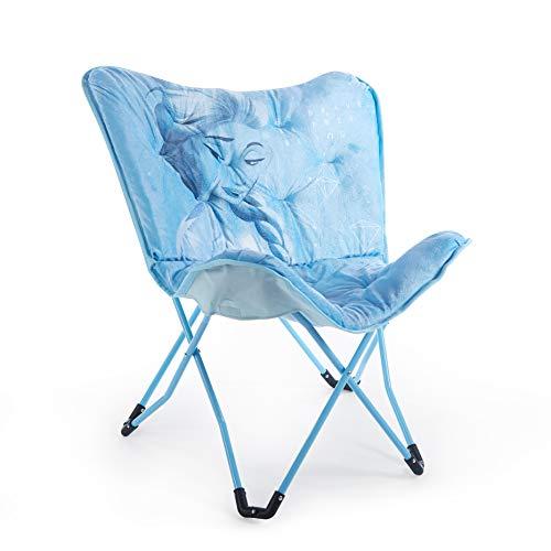 Disney Frozen 2 Butterfly Chair, Blue