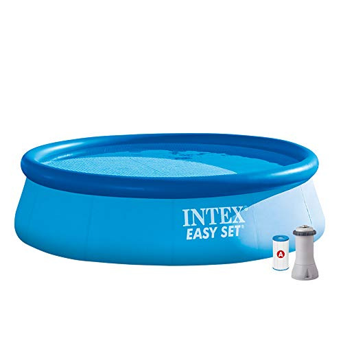 INTEX Kit piscinette Easy Set autoportante 3,66 x 0,76 m