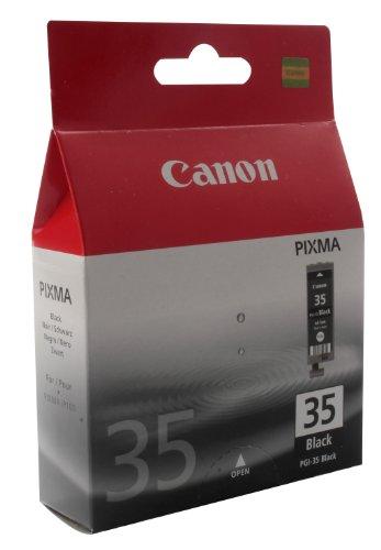 Canon Tintenpatrone PGI-35BK - schwarz 9,3 ml - Original für Tintenstrahldrucker