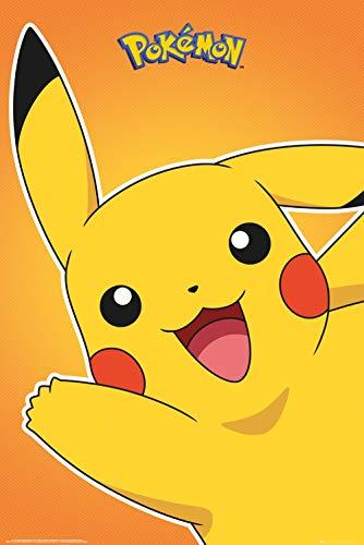 Pokémon Poster Pikachu
