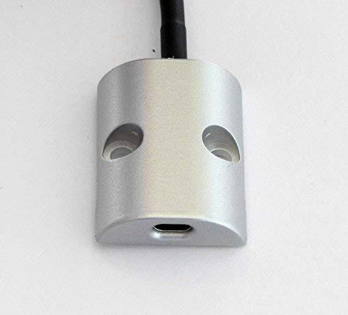 Sensore Interruttore LED ad Apertura anta armadio cassetto 12V 24V door sensor switch professionale