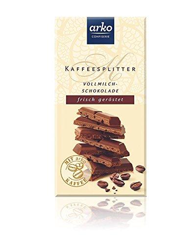 Arko Schokolade Mit »Typ 5«-Kaffee-Stückchen, 100 G