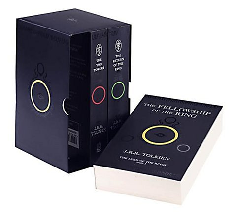 The Lord of the Rings (3 Book Box set): Boxed Set
