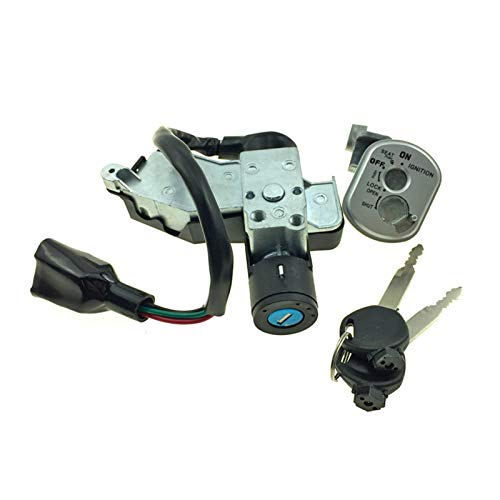Firma duradera Accesorios de la motocicleta Interruptor de encendido Interruptor de encendido Clave for for for for Honda Dio Z4 AF55 AF56 AF57 AF58 AF63 Zoomer Scoopy El nuevo bloqueo de encendido