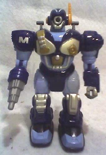 M.A.R.S. Motorized Attack Robo Squad - Polar Captain 7'